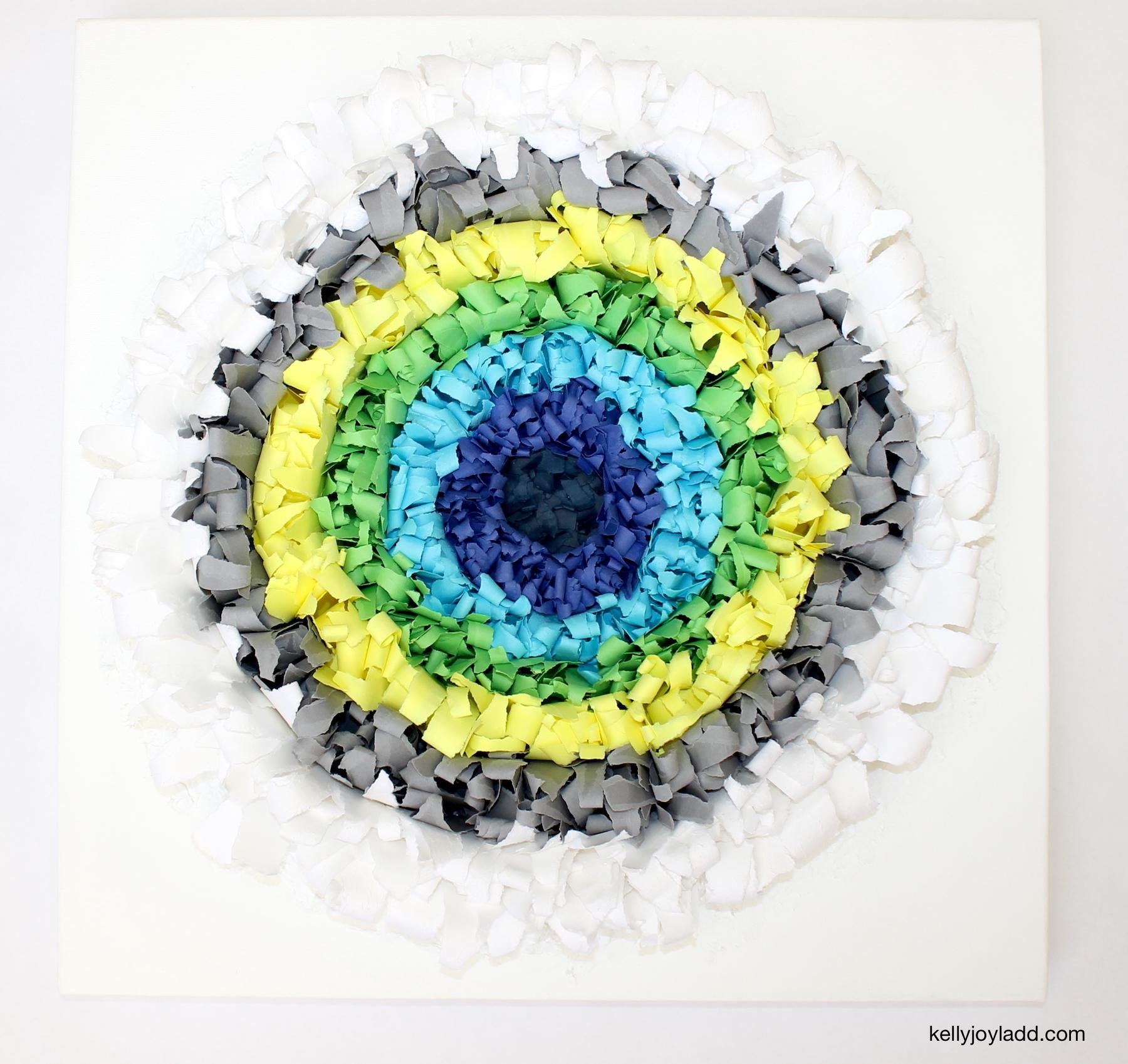 kellyjoyladd.com; paper art, orlando artist,