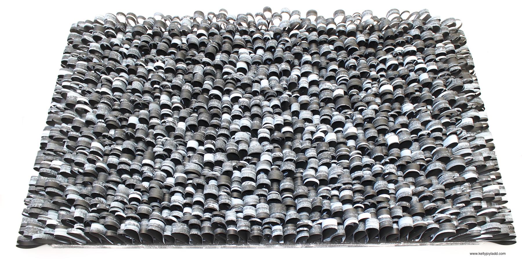 Kelly Joy Ladd stardust 1 paper artist www.kellyjoyladd.com